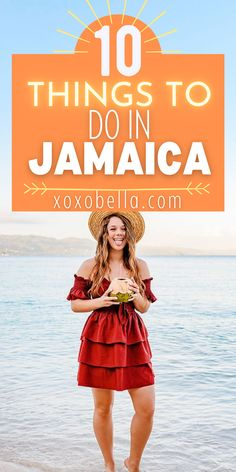 The Top 10 Things to do in Jamaica