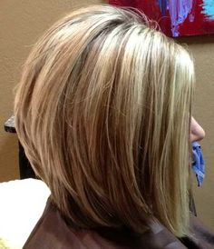 I so would love to go this short... Even like the lowlights. To chop or not to chop...