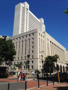 W Cape Gov Buildings, Wale St