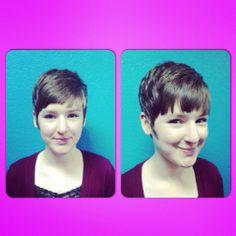 By Sabrina at Fossil Creek  #Hair #Stylist #Hairstylist #Hairstylists #Stylists #Pravana #Neuma #Aquage #KevinMurphy #Pretty #Fierce #SalonPurple #Vivids #Vivid #Color #haircolor #hairart