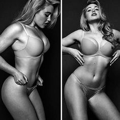 #iskralawrence #sexy #cute #blackandwhite #curves