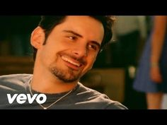 Brad Paisley's official music video for 'Waitin' On A Woman' featuring Andy Griffith. Click to listen to Brad Paisley on Spotify: http://smarturl.it/BPaisley...