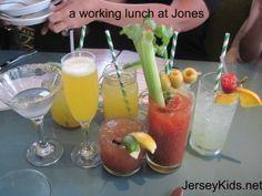 Cocktails at Jones Restaurant
