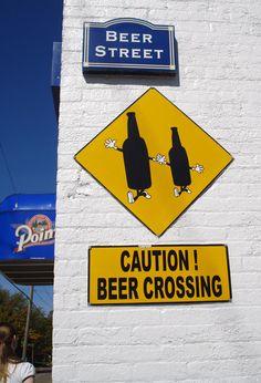 Woop...woop!! Point Brewery - Stevens Point, #Wisconsin #beer #brewery