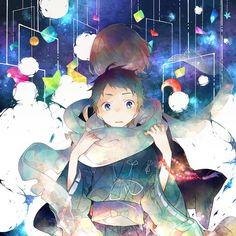 family, kawaii, and anime image