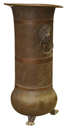 Antique Umbrella Stand - $550. Obviously not for the price, but something similar!