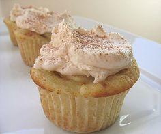 alpineberry: Apple Pie Cupcake