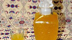 Λικέρ μανταρίνι - Liqueur Tangerine Hot Sauce Bottles, Food, Meals, Yemek, Eten