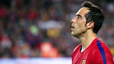 Barcelona head coach Luis Enrique refused to comment on goalkeeper Claudio Bravo's future with the club.