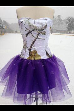 Super cute camo dress!!!