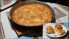 YouTube Cheese Bread, Cornbread, Feta, Cookie Recipes, Easy Meals, Appetizers, Pie, Cookies, Ethnic Recipes