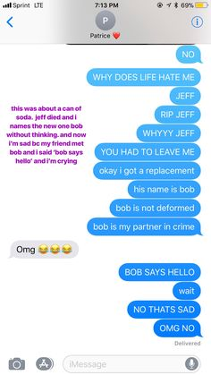 This is me freaking out about Bob dying