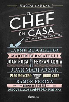 El chef en casa – Magda Carlas