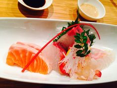 Sushi Kaji in Etobicoke, ON Best Omakase in Toronto. Best Restaurants In Toronto, Toronto Nightlife, Sashimi, Gta, Night Life, Entertainment, Ethnic Recipes, Food, Essen