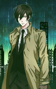So I recently rewatched psycho pass and I am CRYING BECAUSE OF THIS MAN AND HIS FATHER