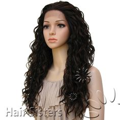 EQUAL LACE FRONT WIG NATURAL HAIRLINE JEALOUSY
