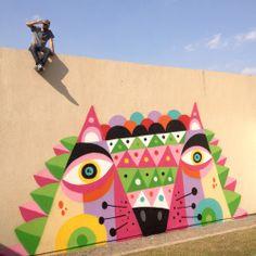 Ruben Sanchez | Artworks | Zoonchez