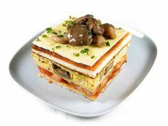 La torre de los sandwichs, ¡rico, rico!