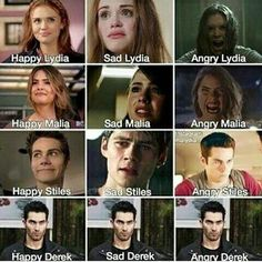 Angry STILES