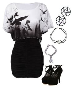 """""""Untitled #1226"""" by bvb3666 ❤ liked on Polyvore featuring Marina Fini"""