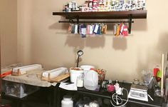 Preparing to make #confettisoap!!! #hscgmaker #soapshare #artisansoap #wastenotwantnot