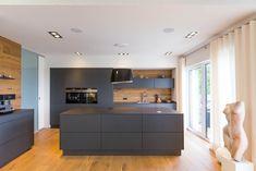 Kitchen Designs Photos, Küchen Design, Kitchen Island, Contemporary, Anna, Home Decor, Cuisine Design, Kitchens, Decorating Kitchen