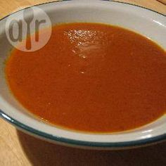 Vegan tomato soup @ allrecipes.co.uk
