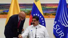 Venezuela's parliament delays trial of President Maduro