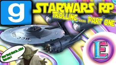 Gmod Starwars RP TROLLING - Yoda off the chain ! XD (little troll i am) ...