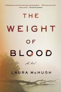Sassy Peach, Book Blogger: The Weight of Blood: A Novel