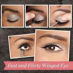 2pc Cat Eye Smokey Eye Stencils Wing Eyeliner Stencil Reusable - UK SELLER #Wingedliner | Winged liner in 2019 | Winged eyeliner stencil, Eyeliner stencil, ...