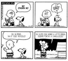 Peanuts, Charlie Brown e Snoopy