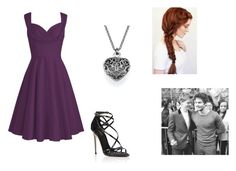 """A night out with Dylan and Thomas"" by charitygarfield ❤ liked on Polyvore featuring Dolce&Gabbana and Paul Brodie"