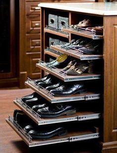 Удобные и практичные варианты хранения обуви