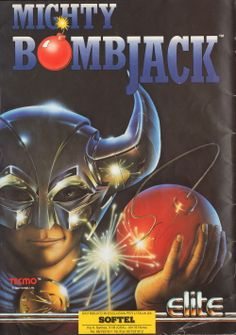 Mighty Bomb Jack (1990)
