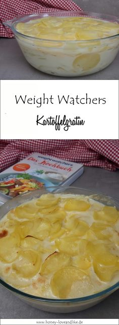 Weight Watchers potato gratin with vegetable stock - Essen - LowCarb Weight Watchers Desserts, Low Carb Recipes, Dog Food Recipes, Dinner Recipes, Valentines Day Dinner, Vegetable Stock, Potato Vegetable, Pasta, Brownie Recipes