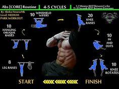 bar abs workout - Google-søgning