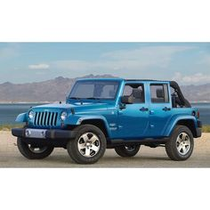my jeep >:D ❤ liked on Polyvore