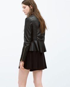 Immagine 4 di BIKER CON BASCHINA di Zara