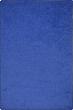 Wildon Home ® Royal Blue Area Rug #WildonHome