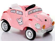 New 2014 Animal Girls Pink Peace Mobile Ride On Toy Car 6V w Remote Control