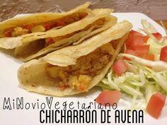 Chicharrón de Avena PLATOS VEGANOS @@@...http://es.pinterest.com/iiguerra/vegano/