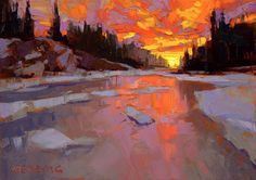 David Mensing - love the light!