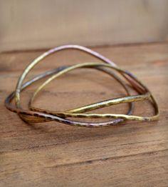 Copper, Metal & Brass Bangles  Mitsymoto Designs