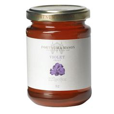 Fortnum and Mason Violet Jelly