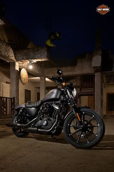 Official site of Harley-Davidson Motor Company. Check out current Harley motorcycles, locate a dealer, & browse motorcycle parts and apparel. Harley Davidson Sportster, Sportster Iron, Motorcycle Design, Motorcycle Bike, Ducati, Bmw Cafe, Harley Davidson Wallpaper, Futuristic Motorcycle, Motorcycle Wallpaper