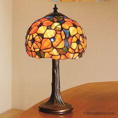 Interiors 1900 Josette Small Tiffany Table Lamp