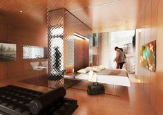 REX Architecture, pared-movil-apartamento-Project6-Seul-5