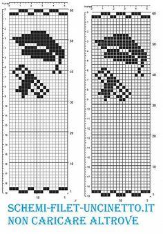 sacchettino portaconfetti laurea tocco e pergamena schema filet uncinetto gratis Hexagon Quilt Pattern, Quilt Patterns, Crochet Patterns, Cross Stitch Bookmarks, Cross Stitch Patterns, Crochet Alphabet, Ancient Egyptian Art, Simple Embroidery, Filet Crochet