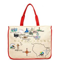 Marc Jacobs Special Items World Tote